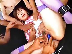 Japanese Bdsm With Nice Anal!!