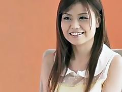 Sexy porn casting with young Asian babeÐ'Â Nao