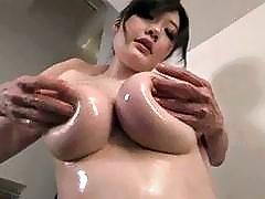 Rie Tachikawa big tits mom fucked in hardcore scenes