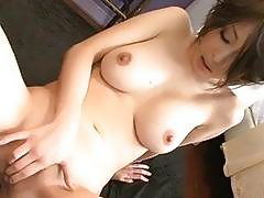 Milf Asian gets fingered and fucked