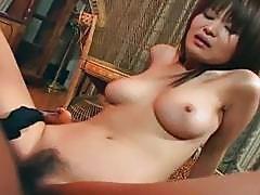 Juri Matsuzaka enjoys some passionate sex