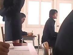 Asian Handjob