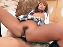 Tanned Schoolgirl Fucked Cum To Belly On The Bed