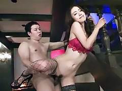 Sexy Fishnet Hana
