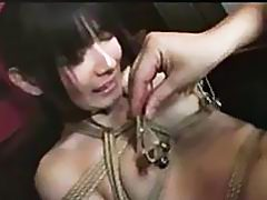 Japanese School Girl Tied Up