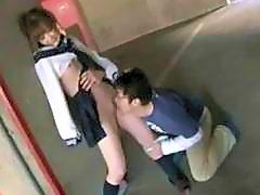 Japanese School Girl Fucked