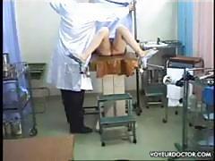 Japanese Doctor Voyeur  assian ass