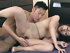 Maki Mizusawa makes magic with her warm vagina