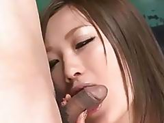 Aika Japan model devours cock in POV styleÐ'Â