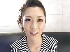 Nice Asian Girl Bukkake