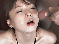 Savage gangbang sex story along Nozomi Hatsuki