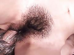 Titillating Asian pussy fingering